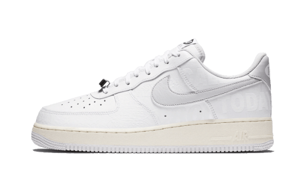 Nike Air Force 1 Low 1-800 Toll Free Bianche/Grigio/Sail-Nere CJ1631-100
