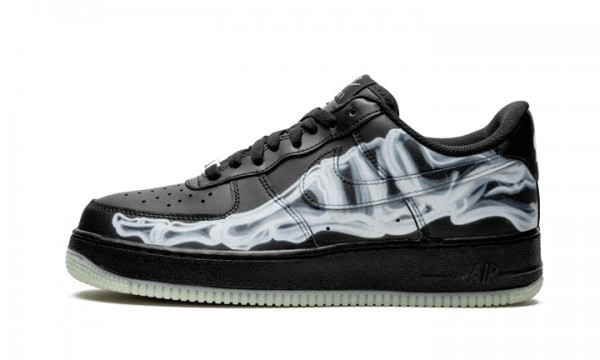 Nike Air Force 1 Low Nere/Nere-Nere BQ7541-001