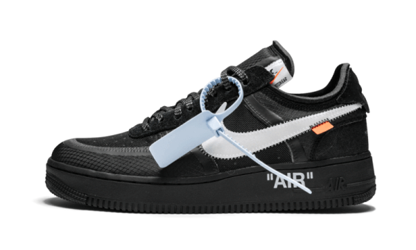 Nike Air Force 1 Low Off-White Nere/Bianche-Cone-Nere AO4606-001