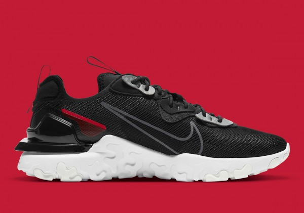 3M x Nike React Vision Nere/Rosse CT3343-002