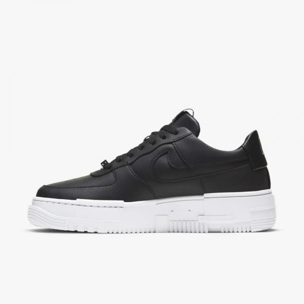 Nike Air Force 1 Pixel Nere/Nere/Bianche CK6649-001