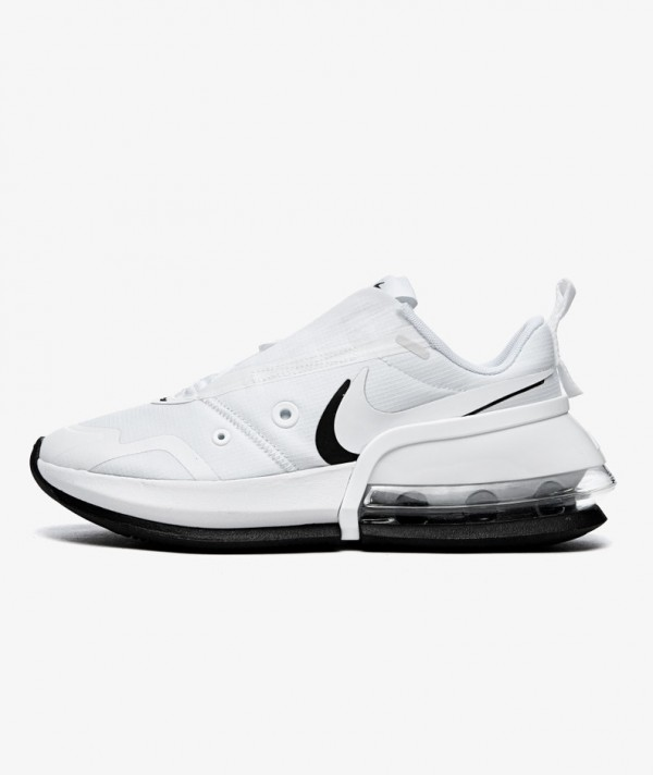 Nike Donne Air Max Up Bianche/Bianche-Argento metallizzato-Nere CT1928-100