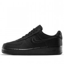 Nike Stussy x Air Force 1 Low Nere/Nere CZ9084-001