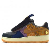 Nike Air Force 1 Low Multi-Color/Muted Bronze-Fossil CN2405-900