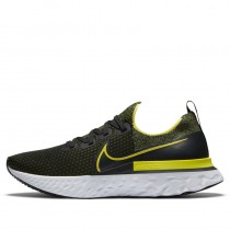 Nike React Infinity Run FK Nere/Gialle/Bianche/Anthracite CD4371-013
