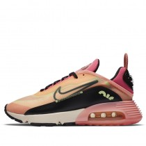 Nike Donne Air Max 2090 Barely Volt/Nere/Rosa/Guava Ice CT1290-700