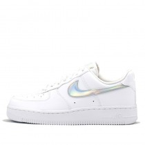 Nike Donne Air Force 1 Essential Bianche/Iridescent CJ1646-100