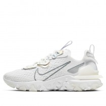 Nike Donne NSW React Vision Essential Bianche/Grigio CW0730-100