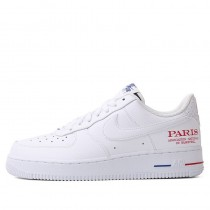 Nike Air Force 1 Low NBA Bianche/Rosse CW2367-100