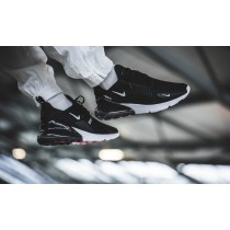 Uomo Nike Air Max 270 Nere/Bianche/Rosse/Anthracite AH8050-002