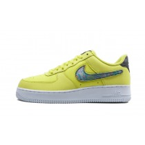 NIKE AIR FORCE 1 LOW Gialle/Nere-Bianche CI0064-700