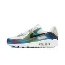 """Nike Air Max 90 """"Bubble Pack"""" Bianche/Nere/Multi-Color CT5066-100"""