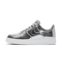 Nike Air Force 1 Low Chrome/Bianche-Argento metallizzato CQ6566-001