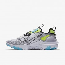 Nike React Vision Worldwide Pack Bianche/Volt/Blu/Nere CT2927-100