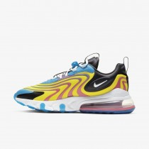 Nike Air Max 270 React ENG Blu/Bianche/Anthracite CD0113-400
