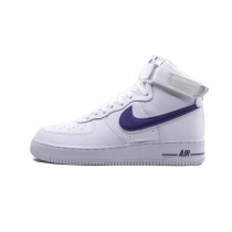Nike Air Force 1 High '07 3 Bianche/Viola-Bianche AT4141-103