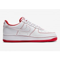 Nike Air Force 1 Low Bianche/Rosse CV1724-100
