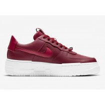 Nike Air Force 1 Low Pixel Rosse/Bianche CK6649-600