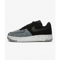 Nike Donne Air Force 1 Crater Nere/Nere-Photon Dust-Grigio scuro CT1986-002
