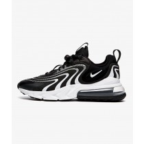 Nike Air Max 270 React ENG Nere/Bianche-Grigio scuro CT1281-001