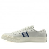 Converse Player Leather Pro Ox Egret/Navy 167496C