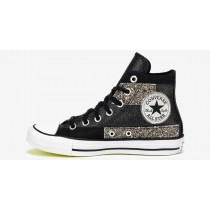 Converse Donne Chuck Taylor All Star High Nere/Nere 569427C