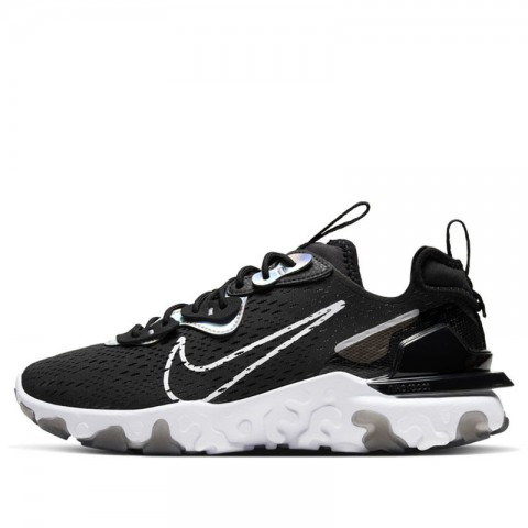 Nike Donne NSW React Vision Essential Nere/Bianche CW0730-001