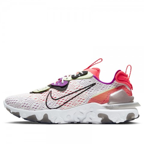 Nike React Vision Bianche/Nere-Volt CD4373-102
