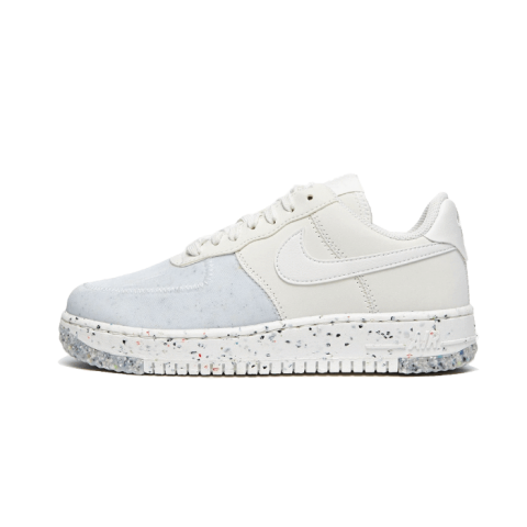 Nike Air Force 1 Low Crater Bianche/Bianche-Bianche CT1986-100