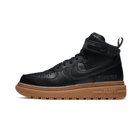 Nike Air Force 1 High GTX Boot Nere/Nere/Anthracity/Marroni CT2815-001