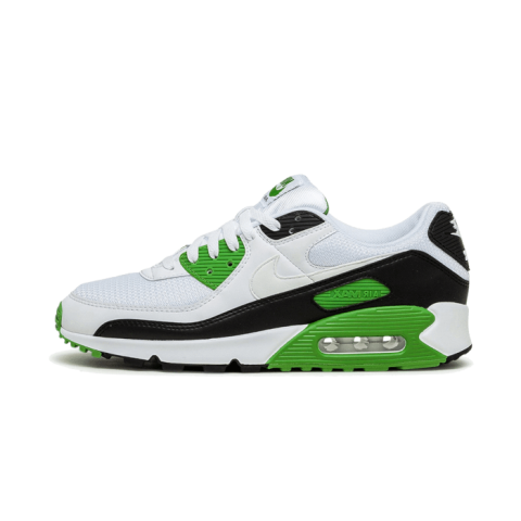 Nike Air Max 90 'Chlorophyll' Bianche/Bianche-Chlorophyll-Nere CT4352-102