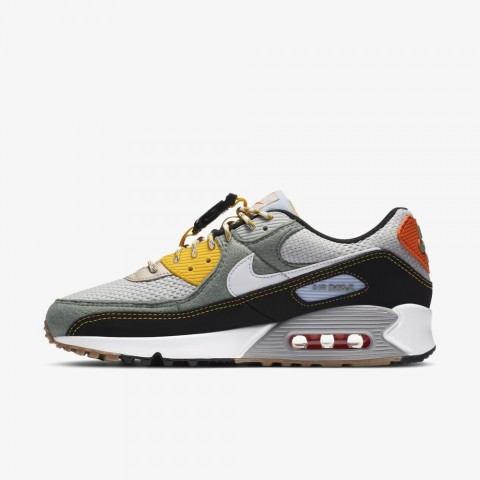 Nike Air Max 90 Fresh Perspective Spiral Sage/Bianche-Nere DC2525-300