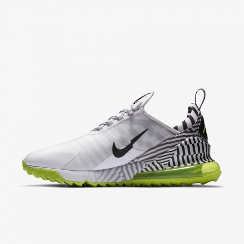 Nike Air Max 270 G NRG Fearless Together Bianche/Grigio/Volt/Nere CK6541-150