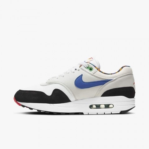 Nike Air Max 1 Peace Bianche/Nere DC1478-100