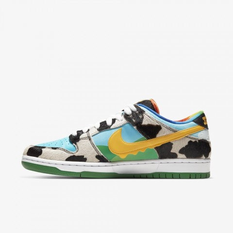 Ben & Jerry's x Nike SB Dunk Low Multicolor/Multicolor CU3244-100
