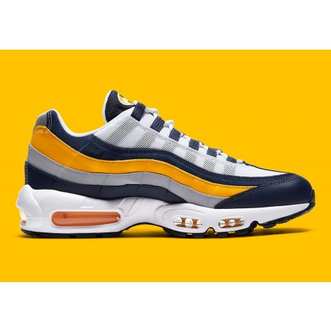 Nike Air Max 95 Navy/Gialle/Bianche CZ0191-400