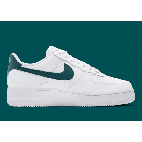 Nike Air Force 1 Low Bianche/Dark Teal/Sunset Pulse 315115-163