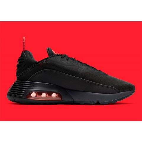 Nike Air Max 2090 Nere/Anthracite/Bianche/Rosse CT1803-002