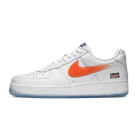 ITH x Nike Air Force 1 Low 'NYC' Bianche/Blu-Bianche-Arancioni CZ7928-100
