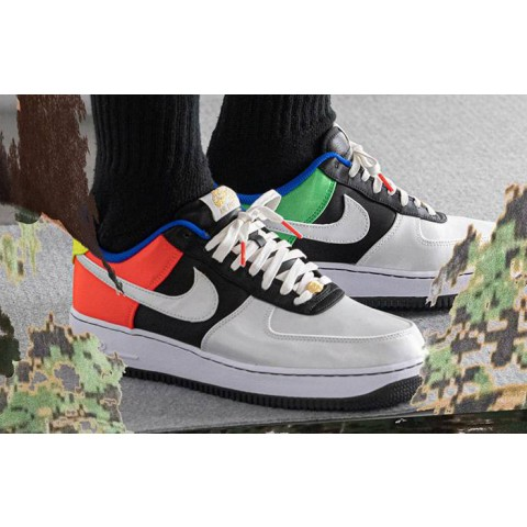 Nike Air Force 1 'Olympic' Nere/Bianche-Blu-Verdi DA1345-014