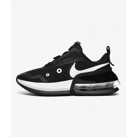 Nike Donne Air Max Up Nere/Bianche-Argento metallizzato CT1928-002