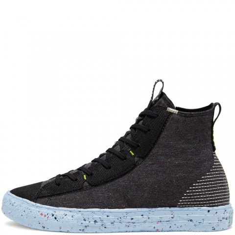 Converse All Star Chuck Taylor High Crater Nere/Blu/Nere 168600C
