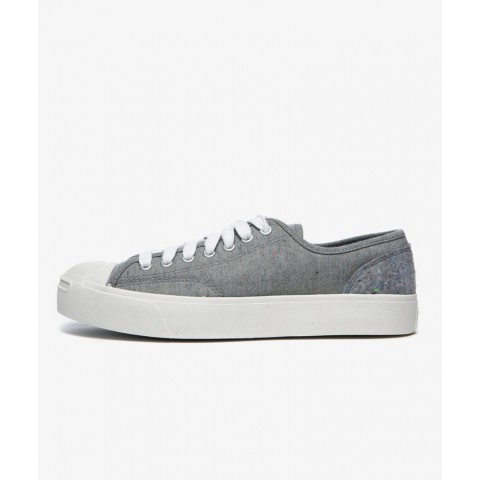 Converse Jack Purcell OX Argento/Mink 169613C