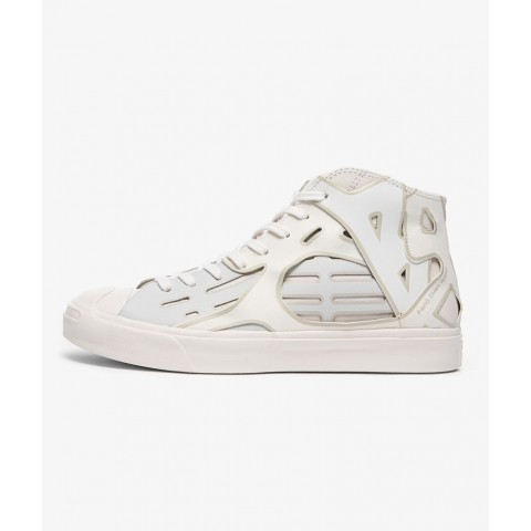 Converse Jack Purcell Mid x Feng Chen Wang Bianche/Bianche 169009C