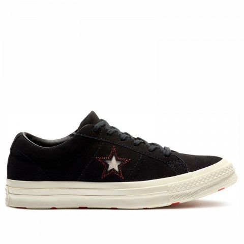 Converse One Star OX Nere/Nere 163193C