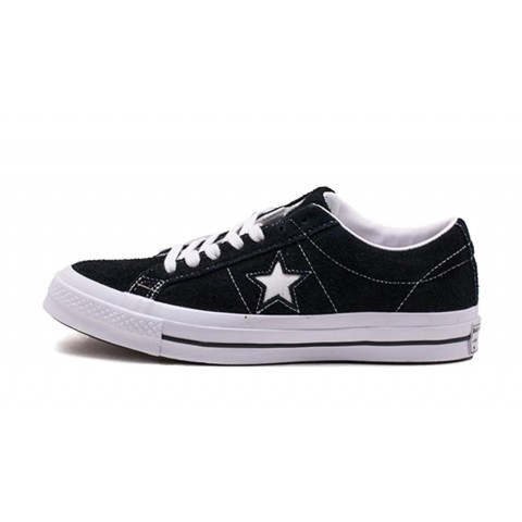 Converse One Star OX Nere/Bianche 158369C